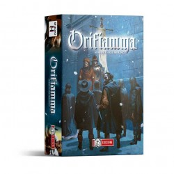 ORIFIAMMA diventare il nuovo re IN ITALIANO ms edizioni GIOCO DA TAVOLO le famiglie più influenti del tempo 10+ MS Edizioni - 1