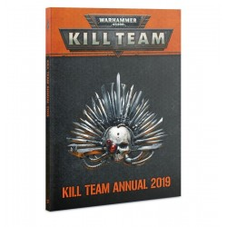 KILL TEAM annual 2019 in inglese WARHAMMER 40K citadel GAMES WORKSHOP età 12+ Games Workshop - 1