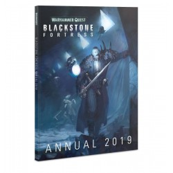 BLACKSTONE FORTRESS annual 2019 in inglese WARHAMMER QUEST citadel GAMES WORKSHOP età 12+ Games Workshop - 1