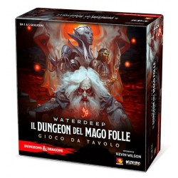 WATERDEEP IL DUNGEON DEL...