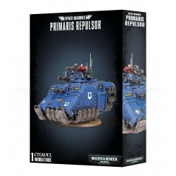 PRIMARIS REPULSOR space...