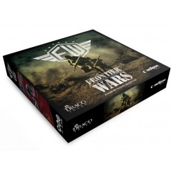 FRONTIER WARS THE BOARDGAME Kickstarter edition including stretch goals WWII - 1