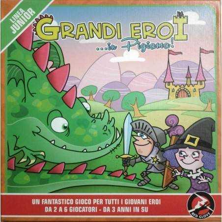 GRANDI EROI... IN PIGIAMA! italiano Red Glove - 1