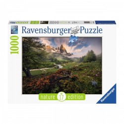 PUZZLE ravensburger VALLEE...