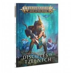 DISCIPLES OF TZEENTCH battletome IN ITALIANO warhammer AGE OF SIGMAR games workshop CITADEL età 12+ Games Workshop - 1