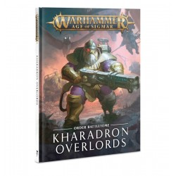 KHARADRON OVERLORDS order...
