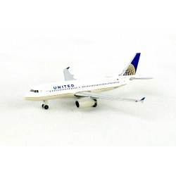 UNITED AIRLINES AIRBUS A320...