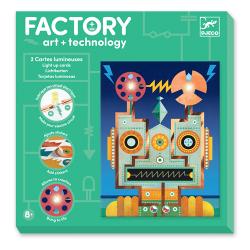 ROBOTS luminosi FACTORY art...
