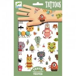 TATTOOS tatuaggi MOSTRI...