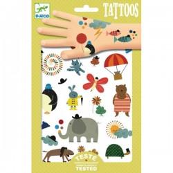 TATTOOS tatuaggi PICCOLI E...