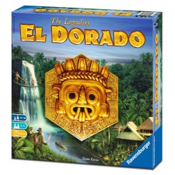THE LEGENDARY EL DORADO...