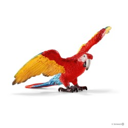 PAPPAGALLO ARA macaw WILD...