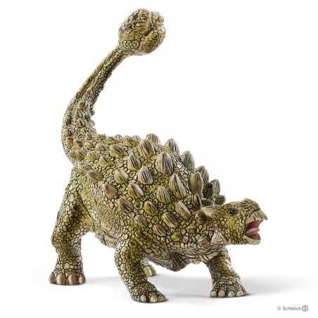 ANKYLOSAURUS anchilosauro DINOSAURS schleich 15023 miniatura DINOSAURI età 3+