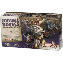 ZOMBICIDE abomination pack...