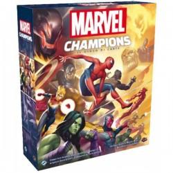 MARVEL CHAMPIONS il gioco...