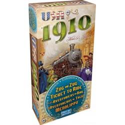 USA 1910 espansione per...