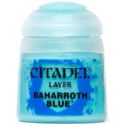 BAHARROTH BLUE colore LAYER...