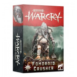 FOMOROID CRUSHER warcry...