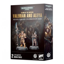VALERIAN AND ALEYA talons...
