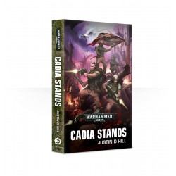 CADIA STANDS justin d hill...