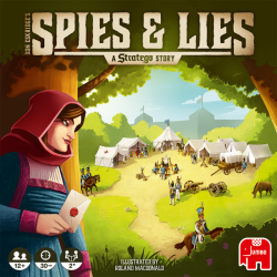 SPIES & LIES a stratego...