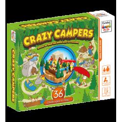 CRAZY CAMPERS campeggio 36...