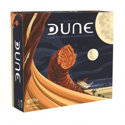 DUNE THE BOARDGAME the...