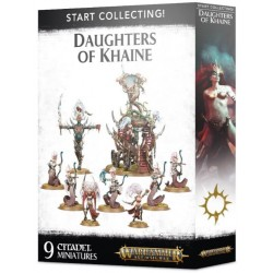 START COLLECTING warhammer...