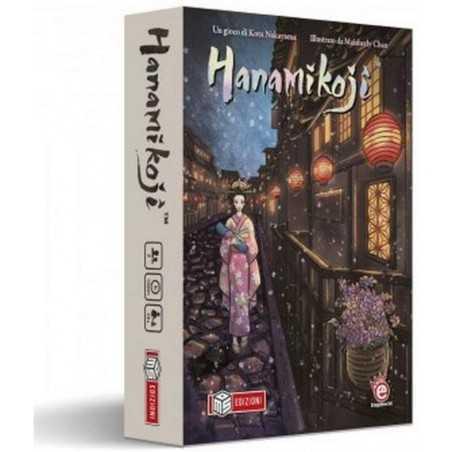 HANAMIKOJI edizione italiana gioco da tavolo per 2 giocatori Geisha Giappone
