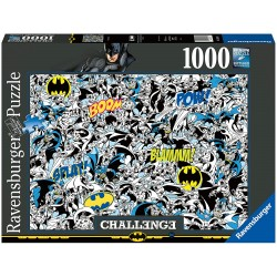 PUZZLE 1000 PEZZI BATMAN...