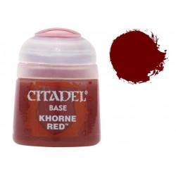 Khorne rouge