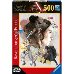 PUZZLE 500 pezzi STAR WARS...