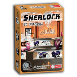 SHERLOCK 13 OSTAGGI gioco...