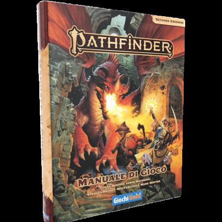 PATHFINDER seconda edizione italiana MANUALE DI GIOCO Giochi Uniti gdr gioco di ruolo