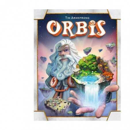 ORBIS edizione italiana gioco da tavolo di piazzamento ASMODEE