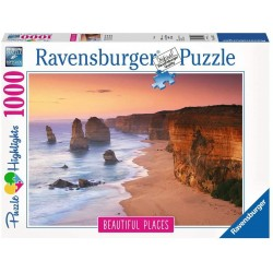 PUZZLE 1000 PEZZI GREAT...