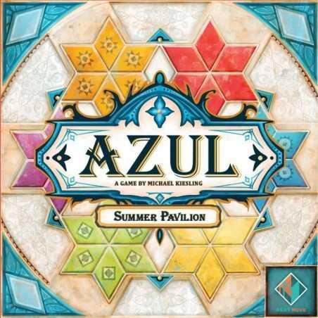 AZUL SUMMER PAVILLION edizione italiana gioco da tavolo Ghenos Games