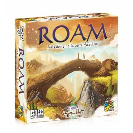 ROAM edizione italiana DVGiochi gioco da tavolo+ 5 CARTE PROMO Ryan Laukat Missione nelle terre Arziana