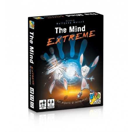 THE MIND EXTREME edizione italiana gioco di carte cooperativo DVGiochi