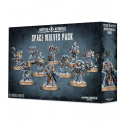 SPACE WOLVES PACK...