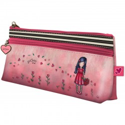 BUSTA 2 ZIP pencil case...