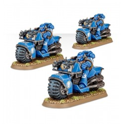 BIKE SQUAD SPACE MARINES...