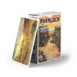 SHERLOCK WEST DUELLO...