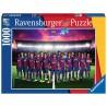 PUZZLE 1000 PEZZI ravensburger FC BARCELONA SEASON 2019/2020 originale SOFTCLICK 70x50cm 19941