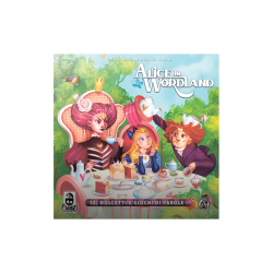 ALICE IN WONDERLAND in...