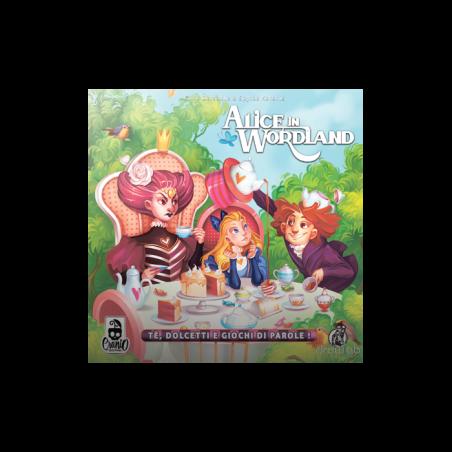 ALICE IN WONDERLAND in italiano Party game Cranio Creations gioco da tavolo per tutta la famiglia