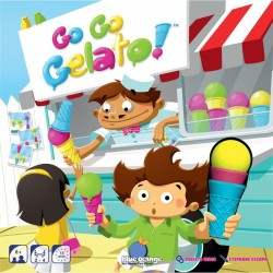 GO GO GELATO party game IN...