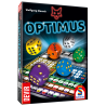 OPTIMUS gioco di dadi DEVIR edizione multilingue SCHMIDT in italiano FRENETICO età 8+
