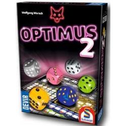OPTIMUS 2 gioco di dadi...