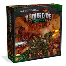 ZOMBICIDE DARK SIDE gioco...